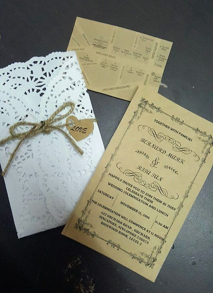 Invitation Cards by EPeak Event Solutions - 003