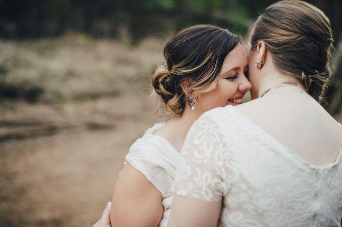 Alyssa and Teela Wedding by iZO Photography - 038