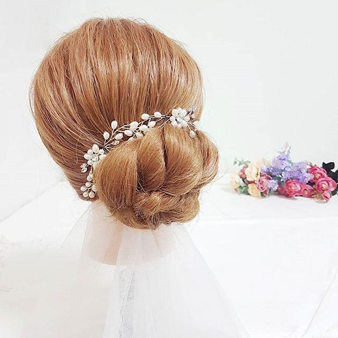 Bun & Chignon Hairstyles by Après Makeup - 005