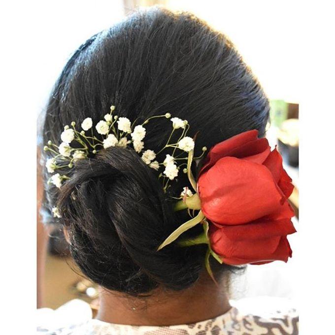 Bun & Chignon Hairstyles by Après Makeup - 002