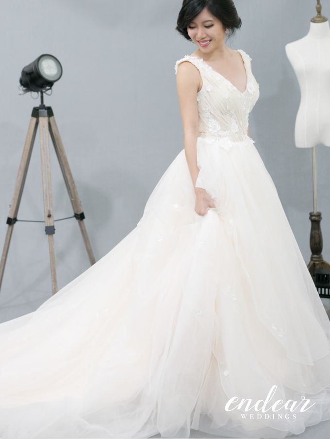 Midnight Garden Wedding Gown Collection by Blossoms Bridal & Occasions - 002