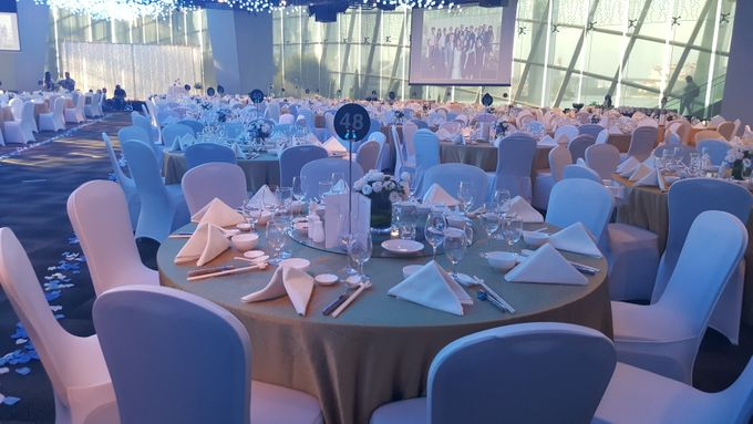 Chinese Banquet Gardens By The Bay By Lavish Dine Catering Pte