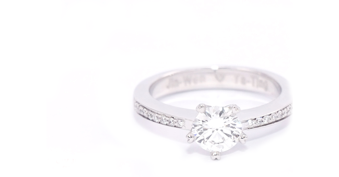 Engagement Rings by CW Jewels - 010