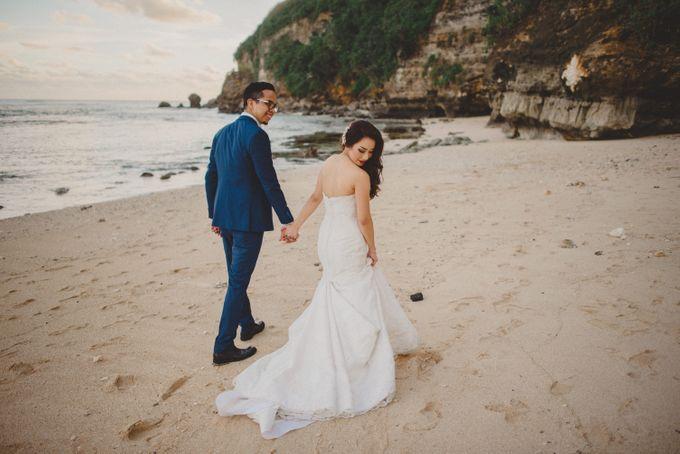 Eduardo & Margareta @ Ungasan Clifftop Villa Ambar by Bali Dream Day - 014