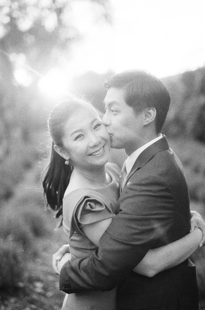 Chinese Tea Ceremony & Wedding in the Lavender Gardens of San Ysidro Ranch by Jen Huang Photo - 002