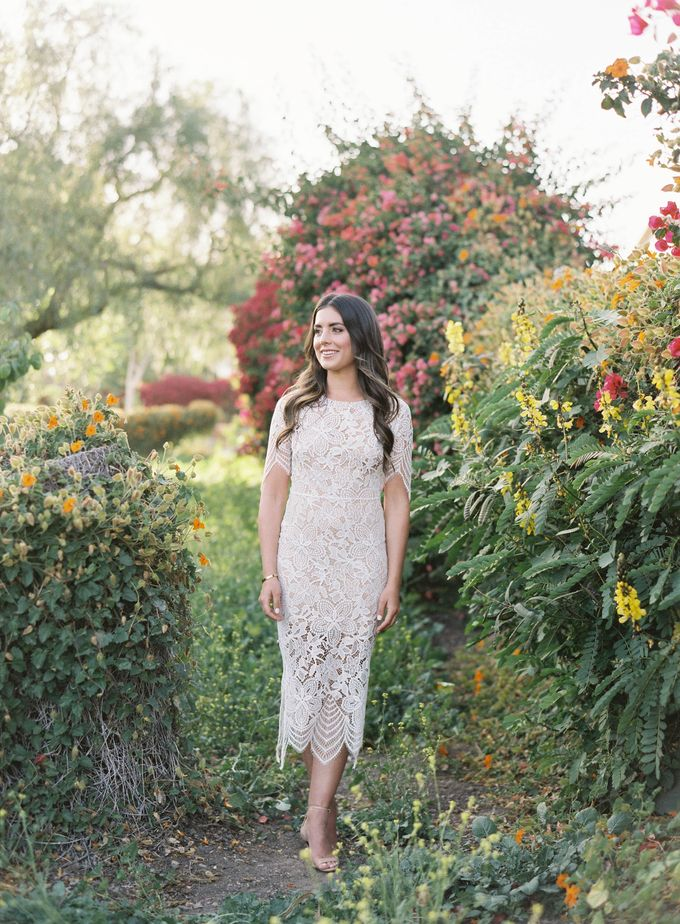 Santa Barbara Historic Mission Engagement Shoot by Jen Huang Photo - 002