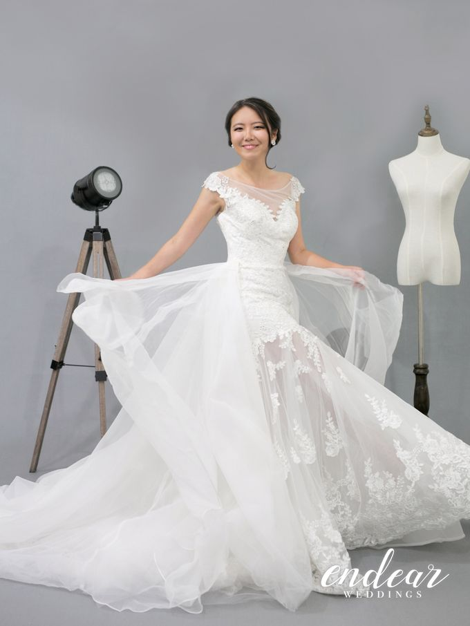 Midnight Garden Wedding Gown Collection by Blossoms Bridal & Occasions - 006