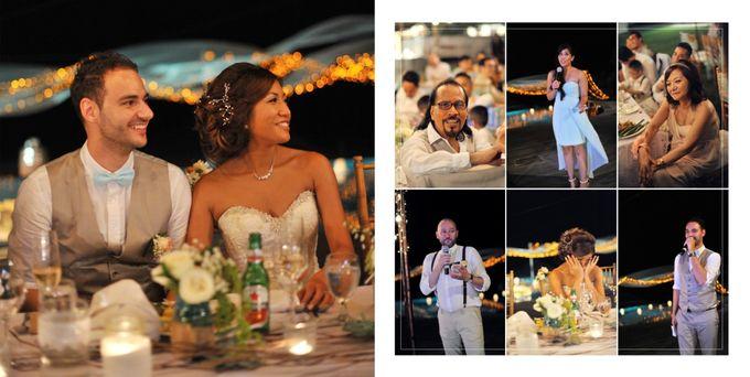 David & Rose by Bali Exotic Wedding Organizer - 014
