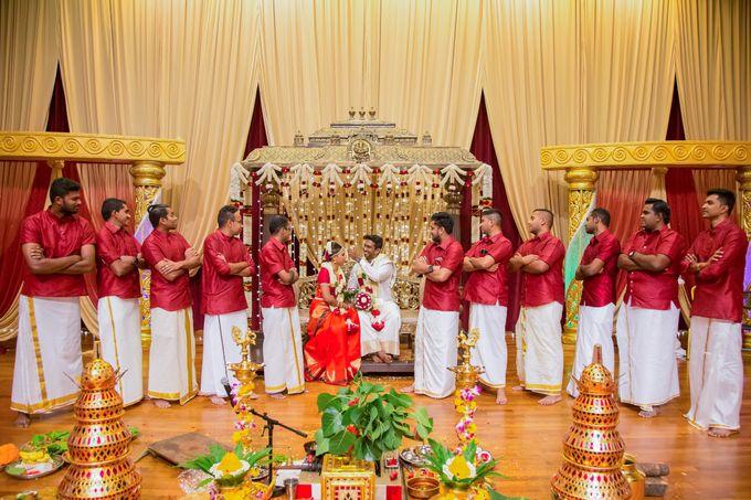 Hindu Wedding | Prakash & Vidhya by PaperFilm Studios - 012