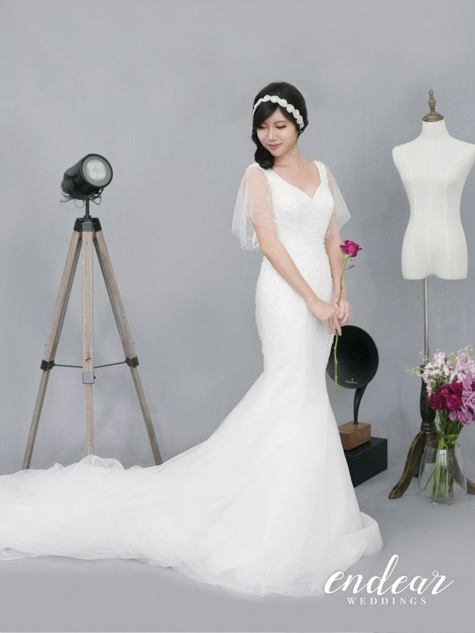 Midnight Garden Wedding Gown Collection by Blossoms Bridal & Occasions - 010