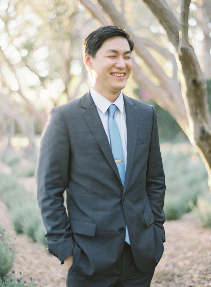 Chinese Tea Ceremony & Wedding in the Lavender Gardens of San Ysidro Ranch by Jen Huang Photo - 030