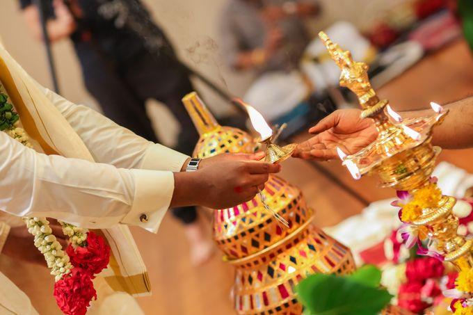 Hindu Wedding | Prakash & Vidhya by PaperFilm Studios - 001