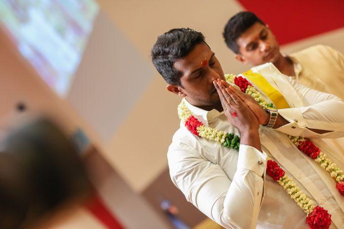 Hindu Wedding | Prakash & Vidhya by PaperFilm Studios - 002