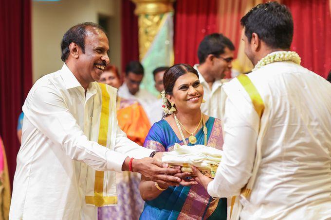 Hindu Wedding | Prakash & Vidhya by PaperFilm Studios - 004