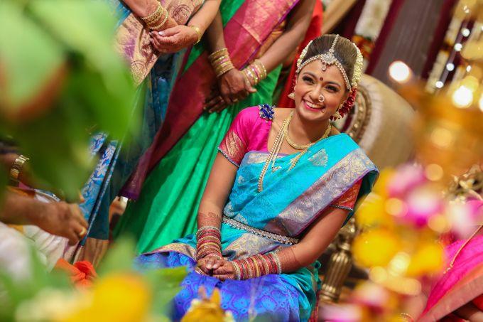 Hindu Wedding | Prakash & Vidhya by PaperFilm Studios - 005