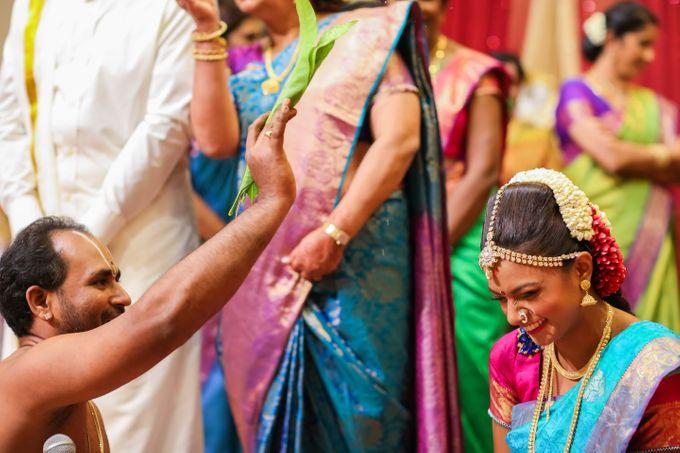 Hindu Wedding | Prakash & Vidhya by PaperFilm Studios - 007