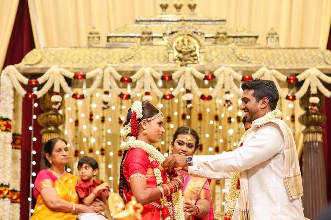 Hindu Wedding | Prakash & Vidhya by PaperFilm Studios - 008
