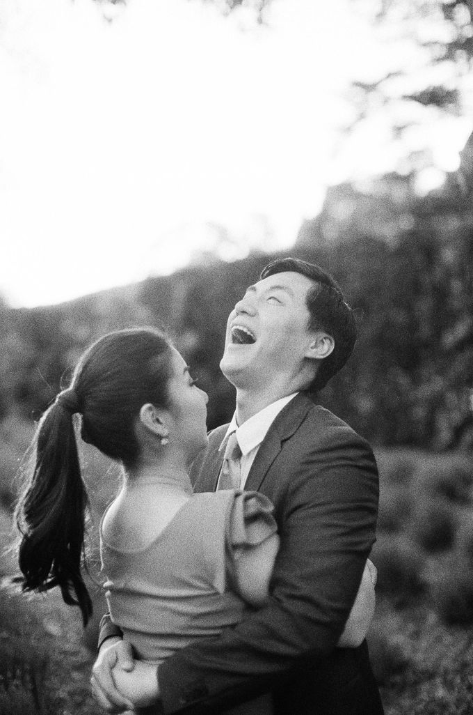Chinese Tea Ceremony & Wedding in the Lavender Gardens of San Ysidro Ranch by Jen Huang Photo - 003