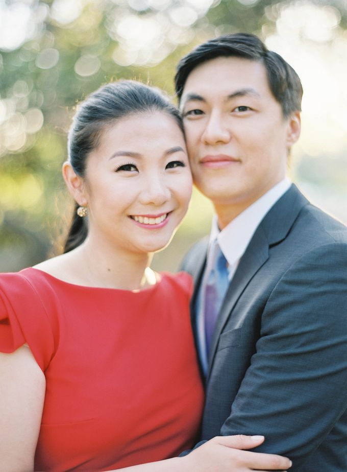 Chinese Tea Ceremony & Wedding in the Lavender Gardens of San Ysidro Ranch by Jen Huang Photo - 037