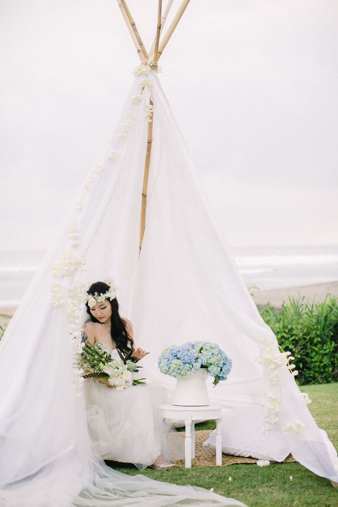 Catch Your Dreams Boho Wedding by Hari Indah Wedding Planning & Design - 020