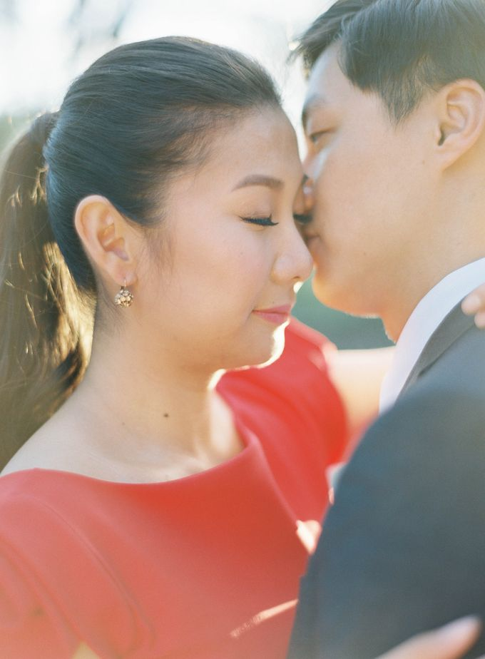 Chinese Tea Ceremony & Wedding in the Lavender Gardens of San Ysidro Ranch by Jen Huang Photo - 040