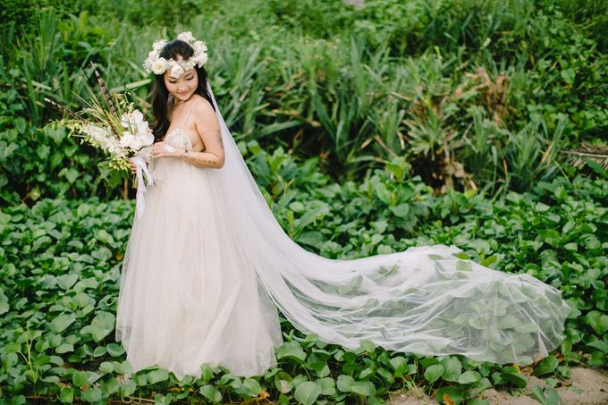 Catch Your Dreams Boho Wedding by Hari Indah Wedding Planning & Design - 022