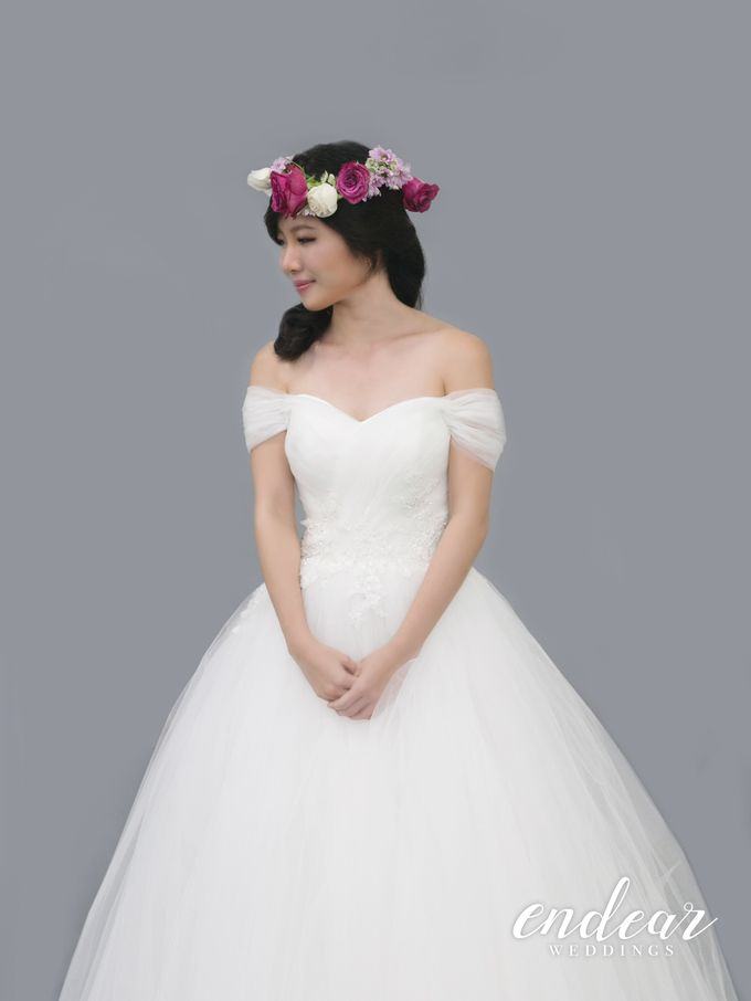 Midnight Garden Wedding Gown Collection by Blossoms Bridal & Occasions - 012