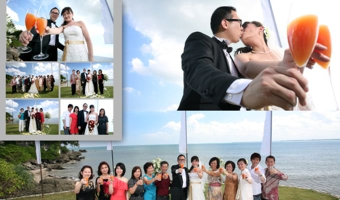 Bali Exotic Wedding by Bali Exotic Wedding Organizer - 001