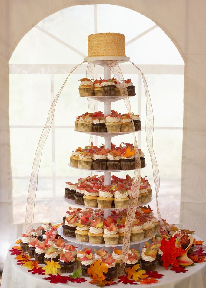 Wedding cakes and cupcakes by CUPCAKES COMPANY - 012