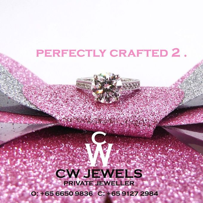 Engagement Rings by CW Jewels - 044