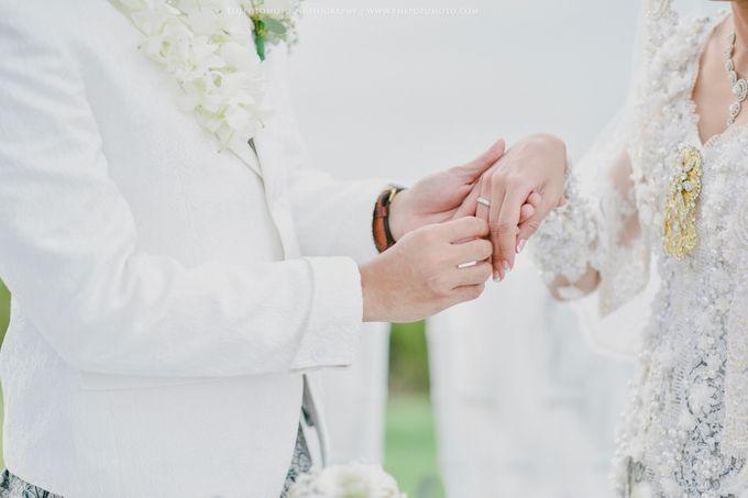 Ayu Hastari & Ryoichi Hutomo Wedding Day by Thepotomoto Photography - 026