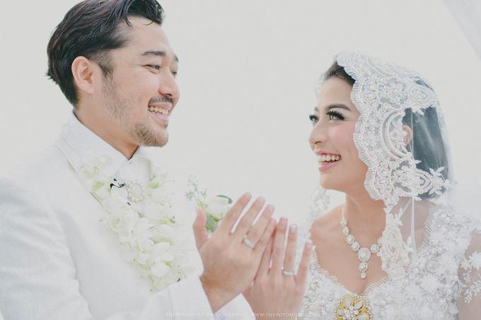 Ayu Hastari & Ryoichi Hutomo Wedding Day by Thepotomoto Photography - 024