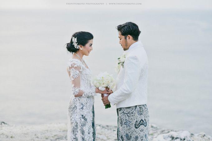 Ayu Hastari & Ryoichi Hutomo Wedding Day by Thepotomoto Photography - 029