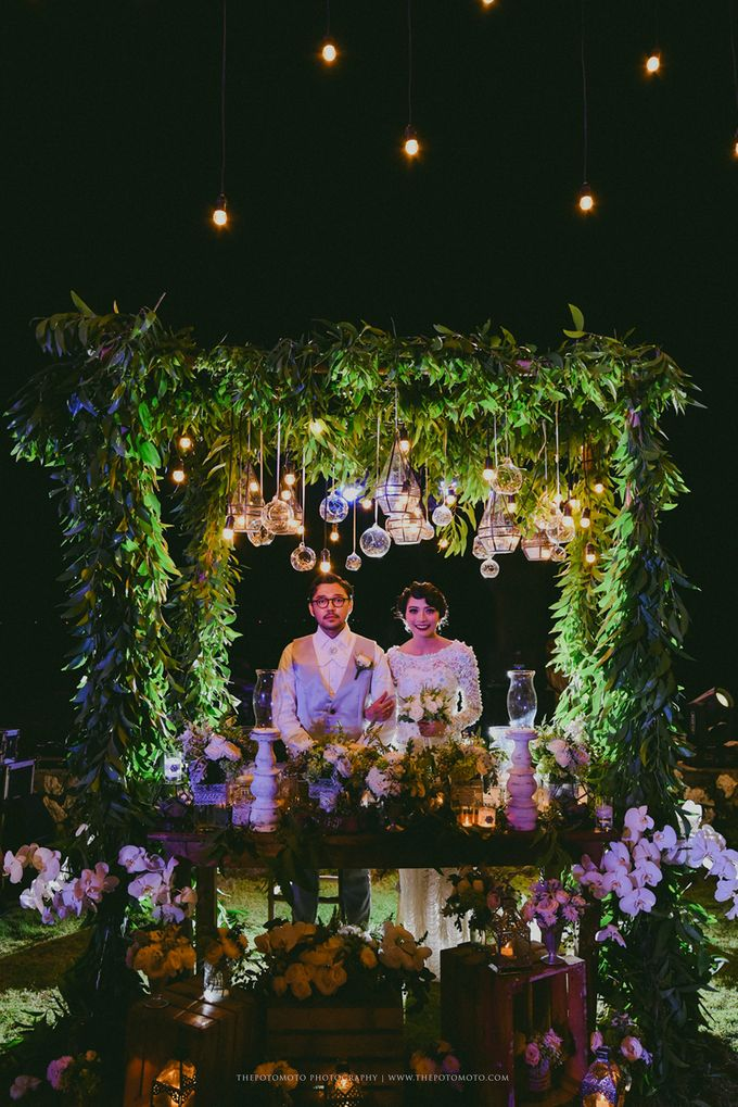 Ayu Hastari & Ryoichi Hutomo Wedding Day by Thepotomoto Photography - 039