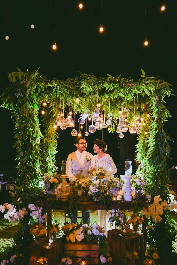 Ayu Hastari & Ryoichi Hutomo Wedding Day by Thepotomoto Photography - 038