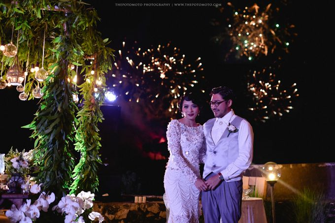 Ayu Hastari & Ryoichi Hutomo Wedding Day by Thepotomoto Photography - 037