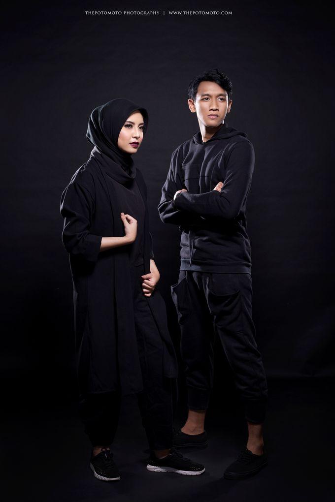 Ghina & Aziz Prewedding Session by Thepotomoto Photography - 007
