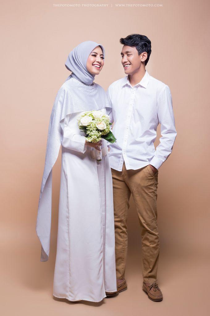 Ghina & Aziz Prewedding Session by Thepotomoto Photography - 003