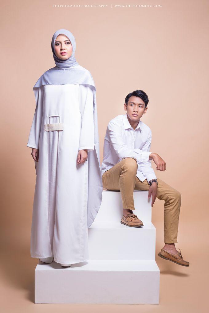 Ghina & Aziz Prewedding Session by Thepotomoto Photography - 002