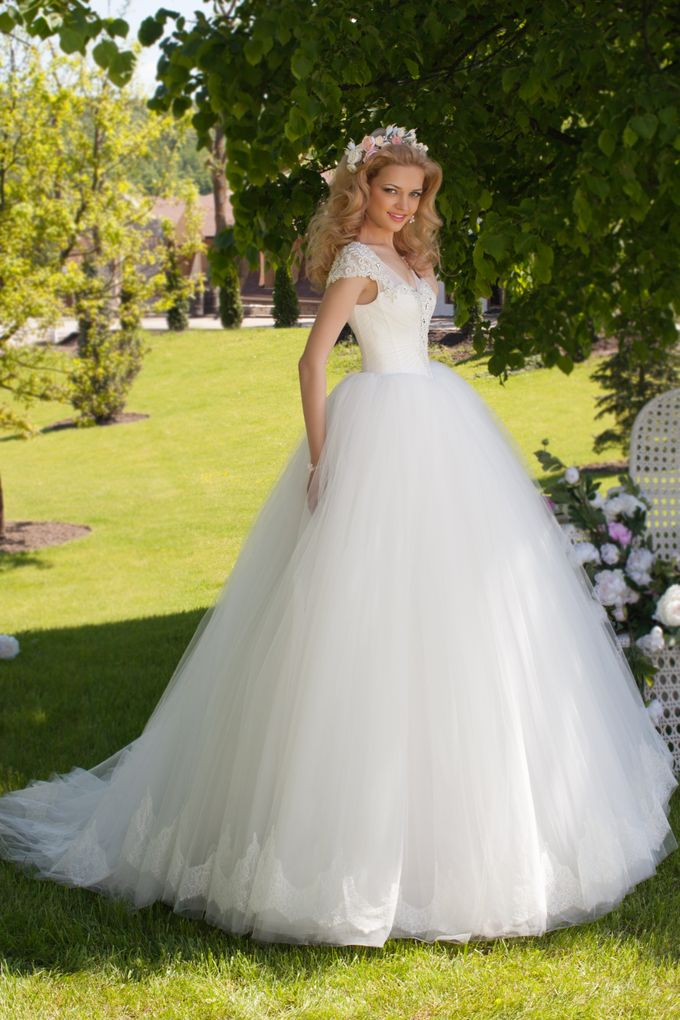 Свадебные платья оксана муха