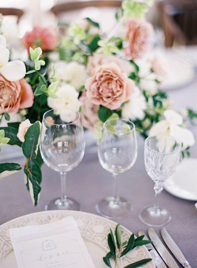 Blue & White Garden Wedding at Carneros Inn by Jen Huang Photo - 042