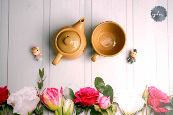 Ceramic Tea Cup Collection Series 1 by Jolin - 002