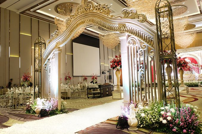 The Wedding of Raynald Lieke The Westin Jakarta by The Swan