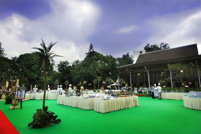 Soccer Field by Hotel Borobudur Jakarta - 002