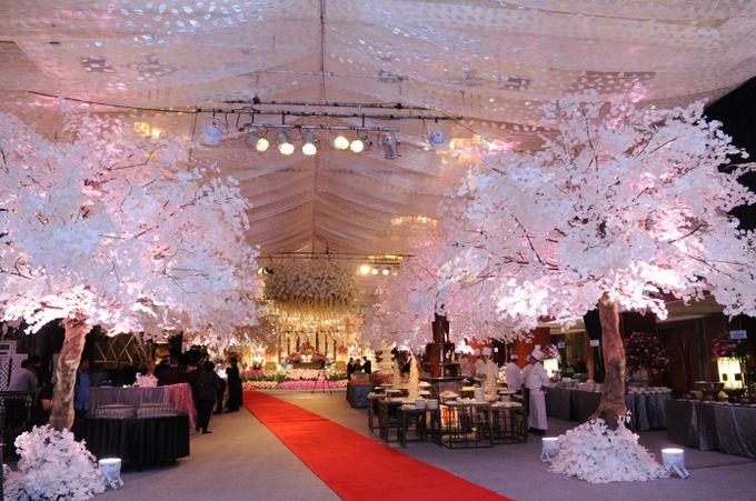 Flores Ballroom by Hotel Borobudur Jakarta - 008
