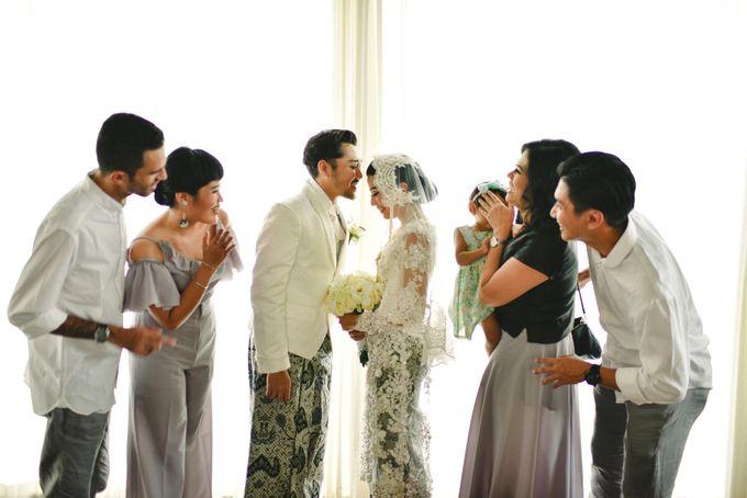 Ayu Hastari & Ryoichi Hutomo Wedding Day by Thepotomoto Photography - 008