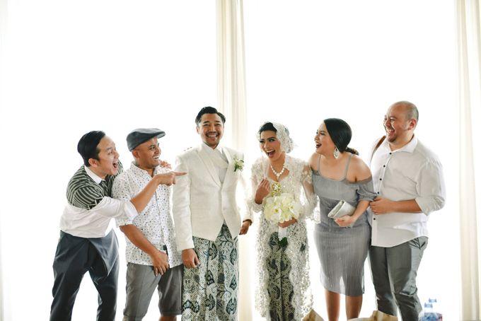 Ayu Hastari & Ryoichi Hutomo Wedding Day by Thepotomoto Photography - 007