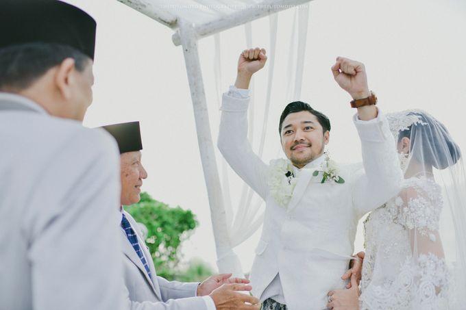 Ayu Hastari & Ryoichi Hutomo Wedding Day by Thepotomoto Photography - 027