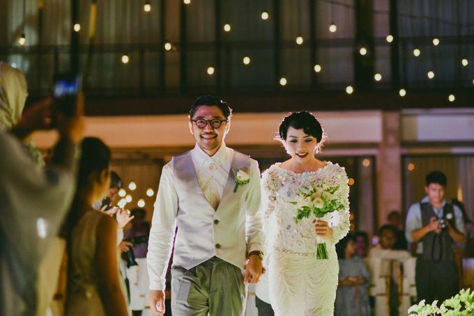Ayu Hastari & Ryoichi Hutomo Wedding Day by Thepotomoto Photography - 031