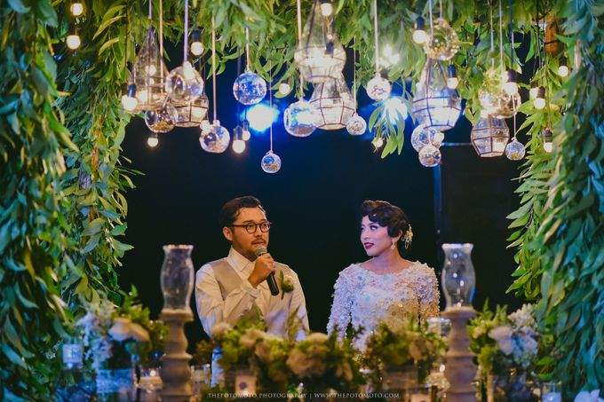 Ayu Hastari & Ryoichi Hutomo Wedding Day by Thepotomoto Photography - 034